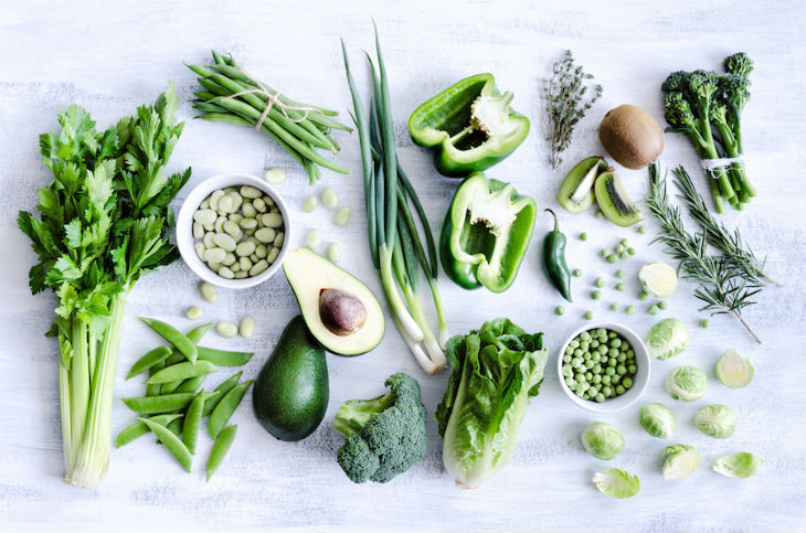 bigstock-Fresh-green-vegetables-variety-100654469