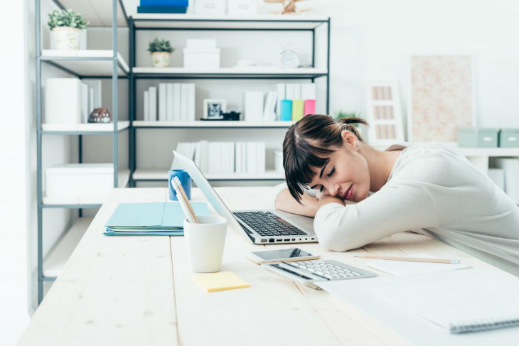 bigstock-Woman-Napping-At-Work-119625086-1024x683