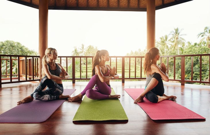 yoga and youth of the body