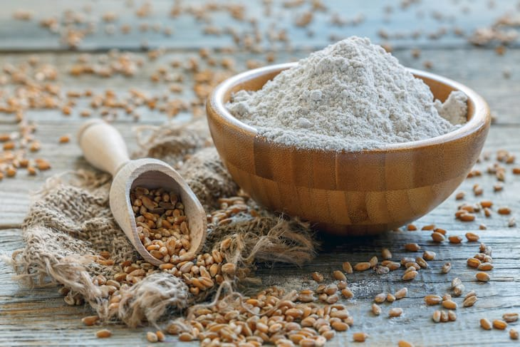 bigstock-Wheat-Flour-And-Scoop-With-The-167300705